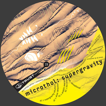 Cover art - Microthol: Supergravity