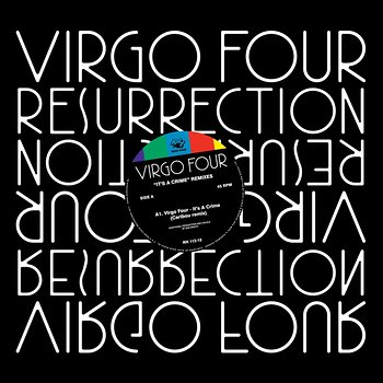 Cover art - Virgo Four: It's A Crime Remixes