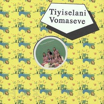 Cover art - Tiyiselani Vomaseve: EP