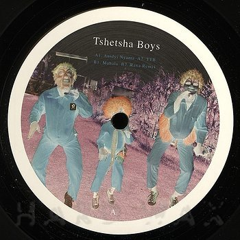 Cover art - Tshetsha Boys: EP