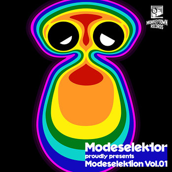 Cover art - Various Artists: Modeselektor Proudly Presents Modeselektion Vol. 01 - The Album