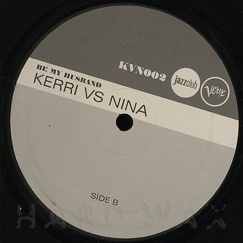 Cover art - Kerri Vs. Nina: Be My Husband