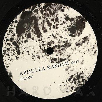 Cover art - Abdulla Rashim: Gizaw