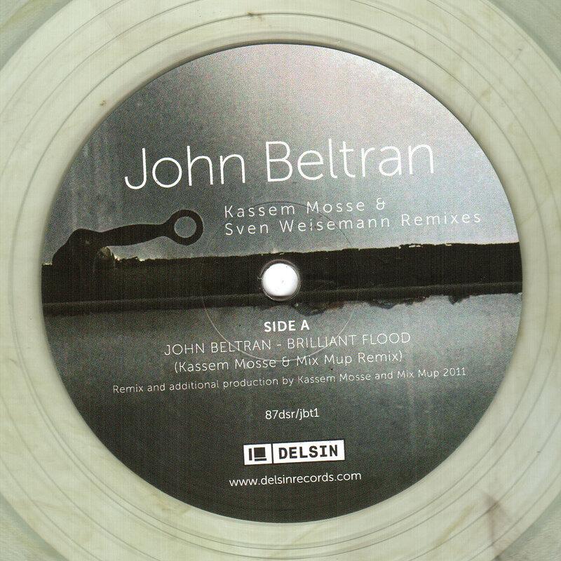 Cover art - John Beltran: Kassem Mosse & Sven Weisemann Remixes