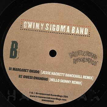 Cover art - Owiny Sigoma Band: Tafsiri Sound