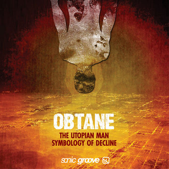 Cover art - Obtane: The Utopian Man