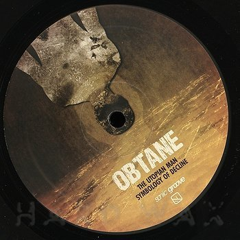 Cover art - Obtane: The Utopian Man