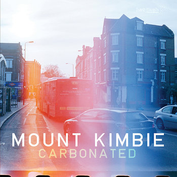 Cover art - Mount Kimbie: Carbonated