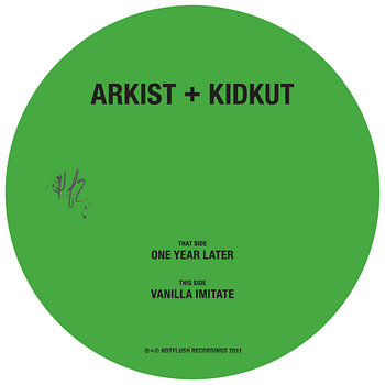 Cover art - Arkist & Kidkut: One Year Later