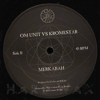 Cover art - Om Unit vs Kromestar: Solar Cycle