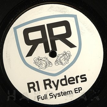Cover art - R1 Ryders: Full System EP