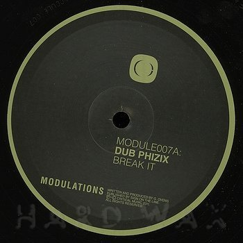 Cover art - Dub Phizix: Break It