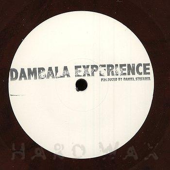 Cover art - Daniel Stefanik: Dambala Experience #1