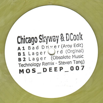 Cover art - Chicago Skyway & D Cook: Lager EP