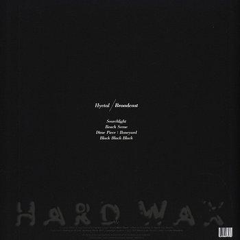 Cover art - Hyetal: Broadcast
