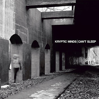 Cover art - Kryptic Minds: Can't Sleep (CD Album)