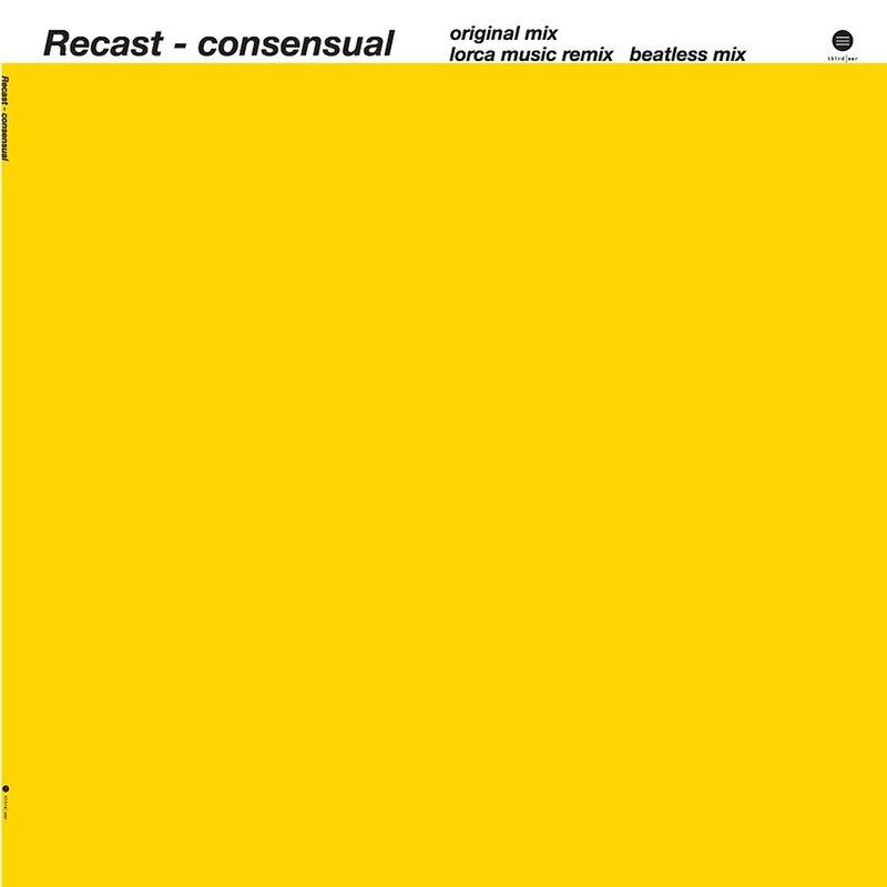 Cover art - Recast: Consensual