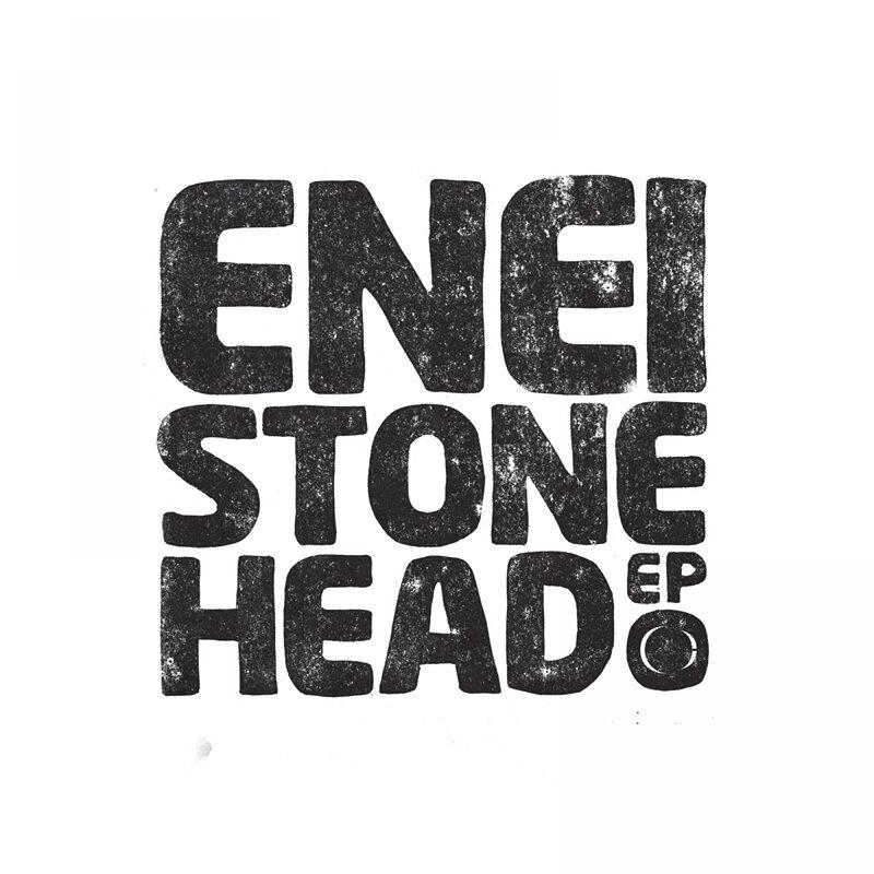 Cover art - Enei: Stonehead EP