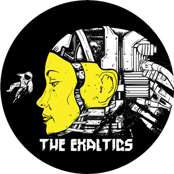 Cover art - The Exaltics: They Arrive