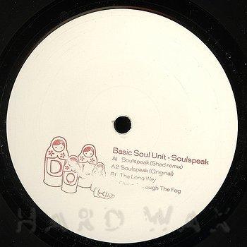 Cover art - Basic Soul Unit: Soulspeak