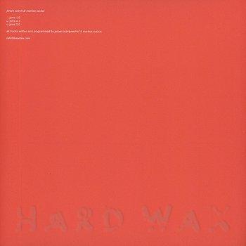 Cover art - Jeroen Search & Markus Suckut: SPC K