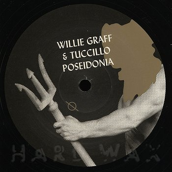 Cover art - Willie Graff & Tuccillo: Poseidonia