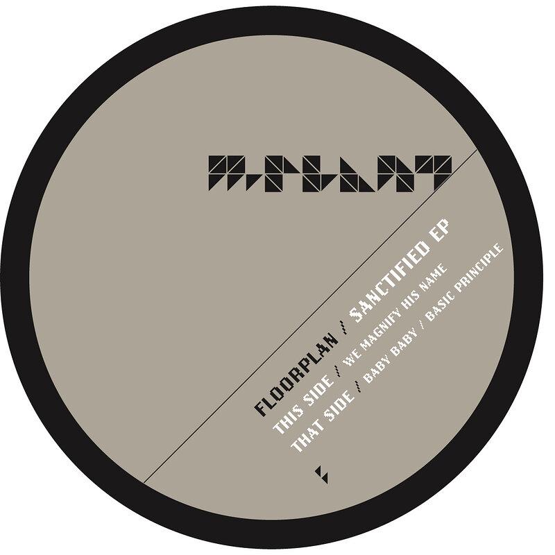 Cover art - Floorplan: Sanctified EP