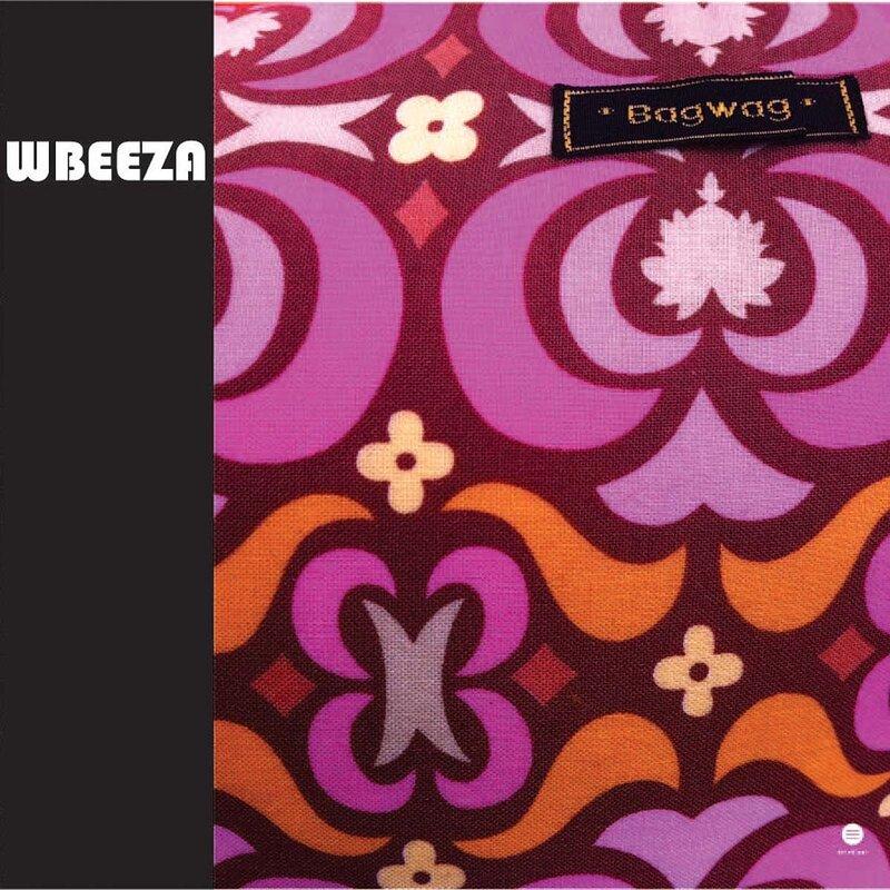Cover art - Wbeeza: Bagwag EP