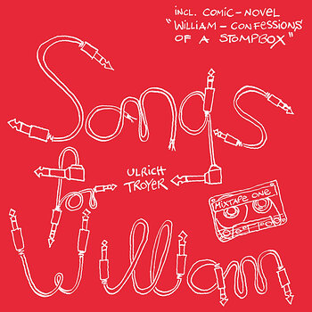 Cover art - Ulrich Troyer: Songs For William