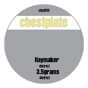 Cover art - District: Haymaker
