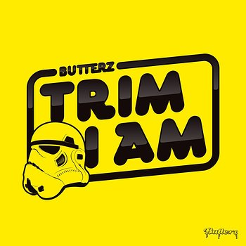 Cover art - Trim: I Am