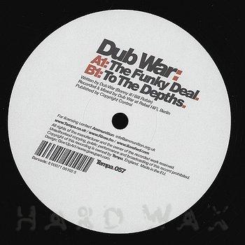 Cover art - Dub War: The Funky Deal