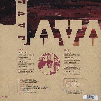 Cover art - Augustus Pablo: Java Java Java Java