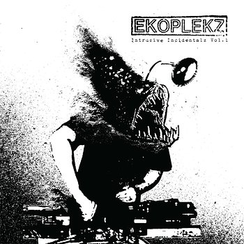 Cover art - Ekoplekz: Intrusive Incidentalz Vol. 1