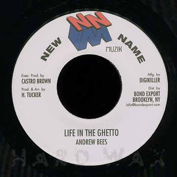 Cover art - Andrew Bees: Life In The Ghetto