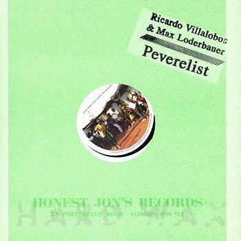 Cover art - R. Villalobos & M. Loderbauer Meet Tshetsha Boys: Nwampfundla Remix