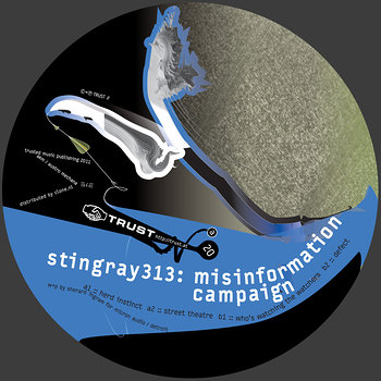 Cover art - Stingray 313: Misinformation Campaign