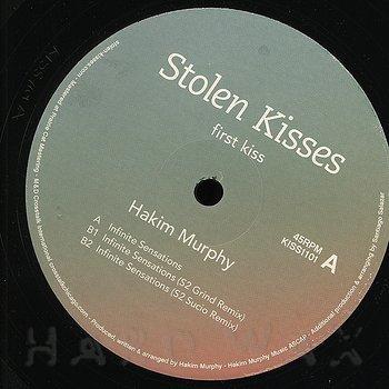 Cover art - Hakim Murphy: First Kiss
