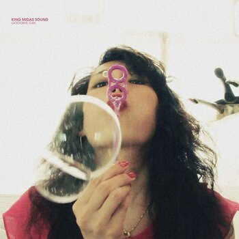 Cover art - King Midas Sound: Goodbye Girl Remix