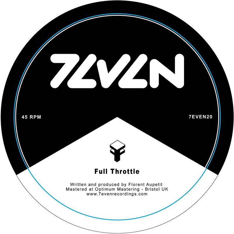 Cover art - F: Full Throttle