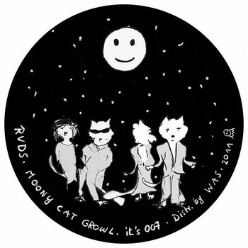 Cover art - Rvds: Moony Cat Growl
