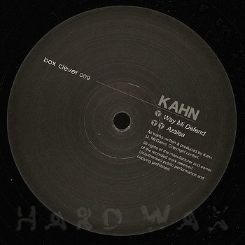 Cover art - Kahn: Way Mi Defend