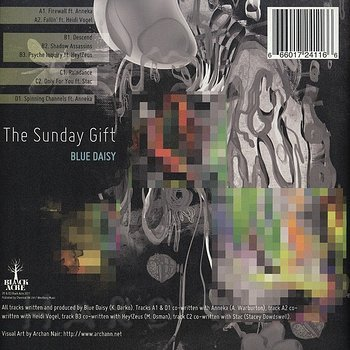 Cover art - Blue Daisy: The Sunday Gift