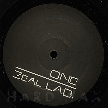 Cover art - Zeal: Serenity EP