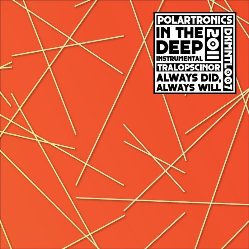 Cover art - Polartronics: The Deep Instrumental