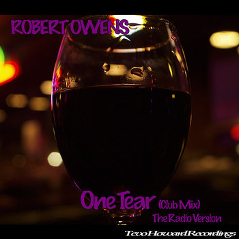 Cover art - Robert Owens: One Tear