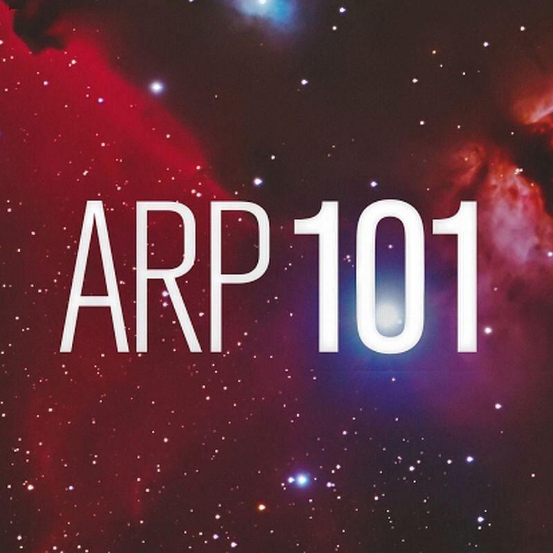 Cover art - Arp 101: U
