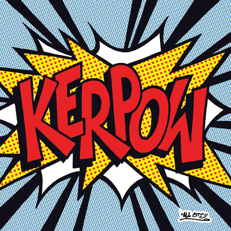 Cover art - XXXY: Kerpow
