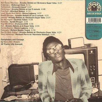 Cover art - Various Artists: Bambara Mystic Soul