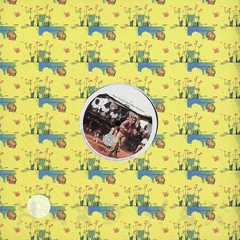 Cover art - Theo Parrish Meets Mancingelani: Vana Vasesi Remix